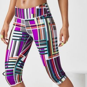 Fabletics - Multi Color Stripes